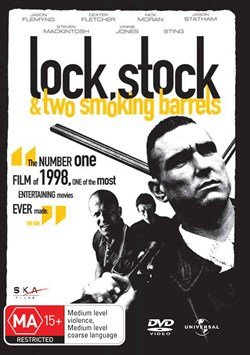 Lock, Stock and Two Smoking Barrels (Widescreen) [DVD]