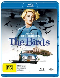 The Birds [Blu-ray]