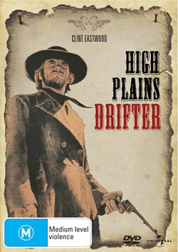 High Plains Drifter [DVD]
