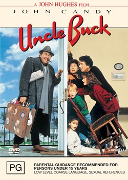 Uncle Buck [DVD]