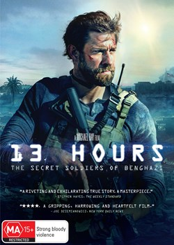 13 Hours [DVD]