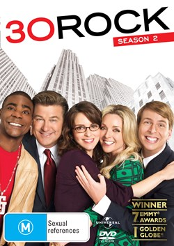 30 Rock: Season 2 [DVD]