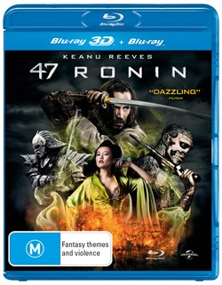 47 Ronin (3D Edition) [Blu-ray]