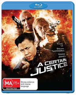 A Certain Justice [Blu-ray]
