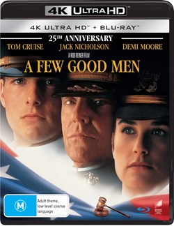 A Few Good Men (4K Ultra HD + Blu-ray) [UHD]
