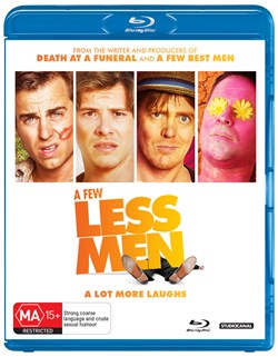 A Few Less Men [Blu-ray]