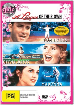 A League of Their Own [DVD]