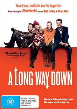 A Long Way Down [DVD]