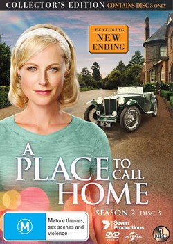A Place to Call Home: Season 2 [DVD]