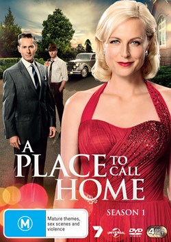 A Place to Call Home: Series One [DVD]