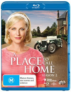 A Place to Call Home: Series Two [Blu-ray]