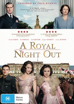 A Royal Night Out [DVD]