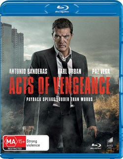 Acts of Vengeance [Blu-ray]