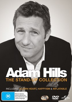 Adam Hills: Live Collection [DVD]