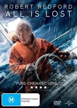 All Is Lost [DVD]
