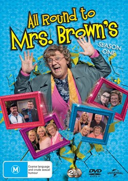 All Round to Mrs Brown's: Series 1 [DVD]