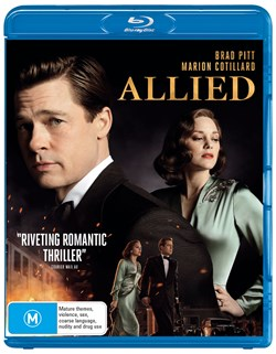 Allied [Blu-ray]