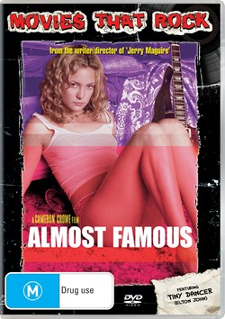 Almost Famous [DVD]