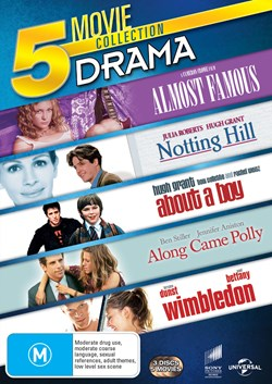 Almost Famous/Notting Hill/About a Boy/Along Came Polly/Wimbledon [DVD]