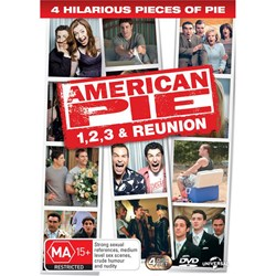 American Pie: 4 Play [DVD]