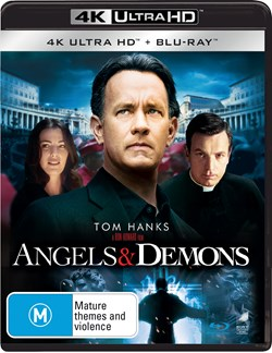 Angels and Demons (4K Ultra HD + Blu-ray) [UHD]