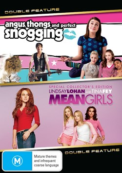 Angus, Thongs and Perfect Snogging/Mean Girls [DVD]