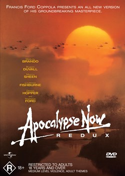 Apocalypse Now Redux [DVD]