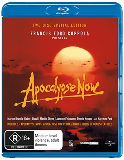 Apocalypse Now Redux [Blu-ray]