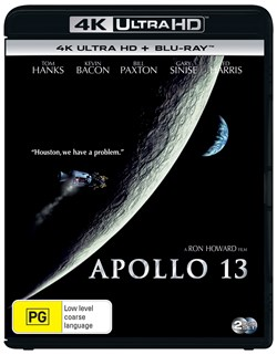 Apollo 13 (4K Ultra HD + Blu-ray + Digital UV Copy) [Blu-ray]