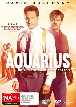 Aquarius: The Complete First Season - Director's Cut [DVD]