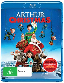 Arthur Christmas (3D Edition) [Blu-ray]