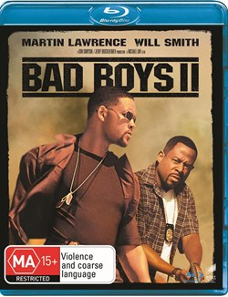 Bad Boys II [Blu-ray]