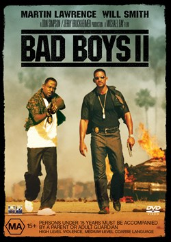 Bad Boys II [DVD]