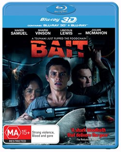 Bait (3D Edition) [Blu-ray]