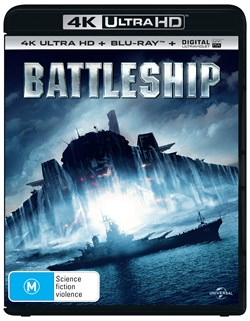 Battleship (4K Ultra HD + Blu-ray + Digital UV Copy) [Blu-ray]