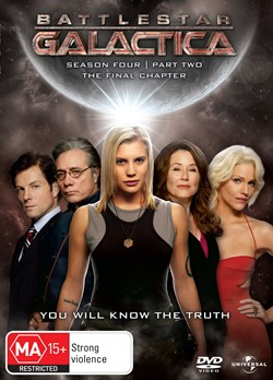 Battlestar Galactica: The Final Season [DVD]