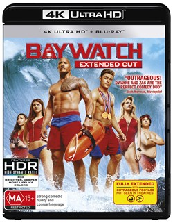 Baywatch (4K Ultra HD + Blu-ray) [UHD]