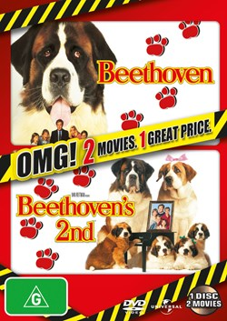 Beethoven/Beethoven's 2nd [DVD]