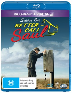 Better Call Saul: Season One [Blu-ray]