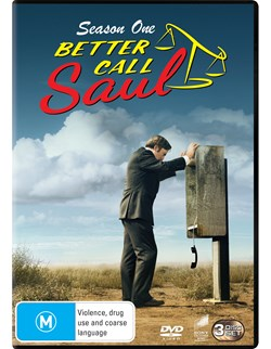 Better Call Saul: Season One [DVD]