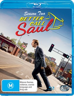 Better Call Saul: Season Two [Blu-ray]
