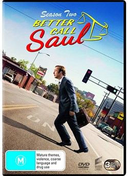 Better Call Saul: Season Two [DVD]