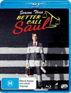 Better Call Saul: Season Three [Blu-ray]