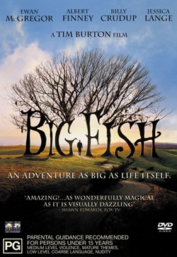 Big Fish [DVD]