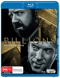 Billions: Season One [Blu-ray]