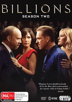 Billions: Season Two [DVD]