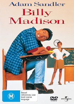 Billy Madison [DVD]