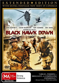 Black Hawk Down [DVD]