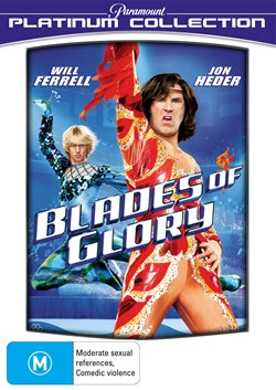 Blades of Glory [DVD]