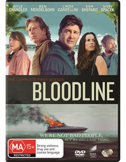 Bloodline: The Complete First Season [DVD]